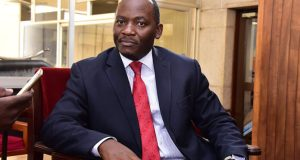 Mpuuga Writes Letter Expressing His Dissatisfaction Towards The Closure Of Parliament