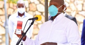 Ugandan Covid-19 Drug Making Progress – Museveni
