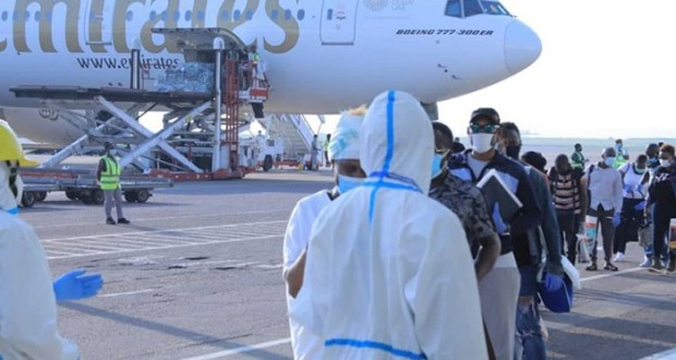 UAE Bans Entry Of Passengers From Zambia, DR Congo And Uganda