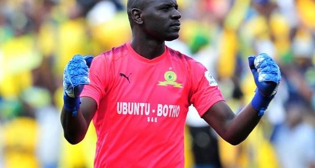 Ex-Cranes Captain Denis Onyango Makes History In the South African Premier League