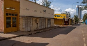 Rwanda Imposes Total Lockdown In Kigali As Covid-19 3rd Wave Sweeps Through The Country
