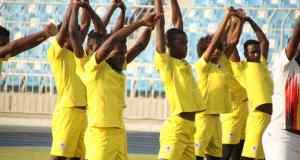 High Temperatures Welcome Uganda's Team In Saudi Arabia