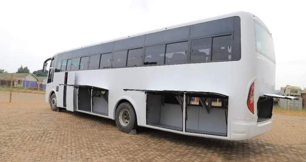 Government Finalizes Plans For Assembling Buses In Uganda