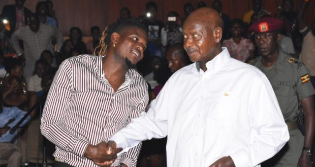 President Museveni Asked To Become UMA Member To Come To Their Rescue
