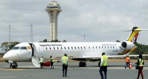 Uganda Airlines Plane Runs Out Of Fuel In Tanzania