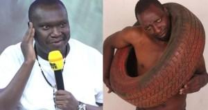 Salvador Heaps Praise On Amooti As King of Ugandan Comedy