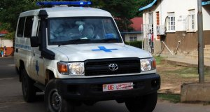Ambulance Overturns With Covid-19 Patient Inside