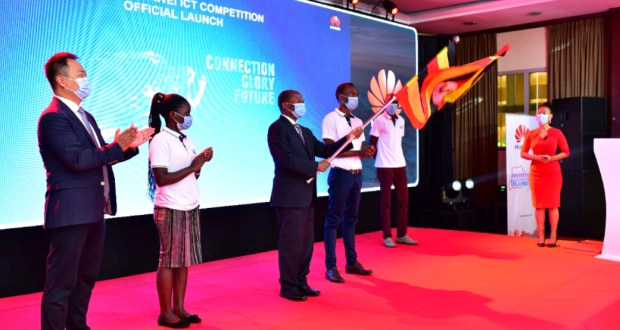 Government To Support Competitors in Upcoming Huawei ICT Competition, Minister Muyingo