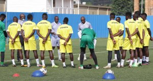 Preparations For FIFA World Cup 2022 Dream Underway For Cranes