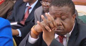Maj Gen Kahinda Otafiire; The future Of The Ruling Party Is Hanging In Balance