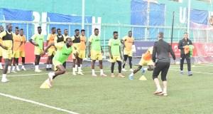 Uganda Cranes Seek Home Win over Les Aigles From Mali