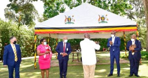 Museveni Hails MTN's Plan To List On Stock Exchange
