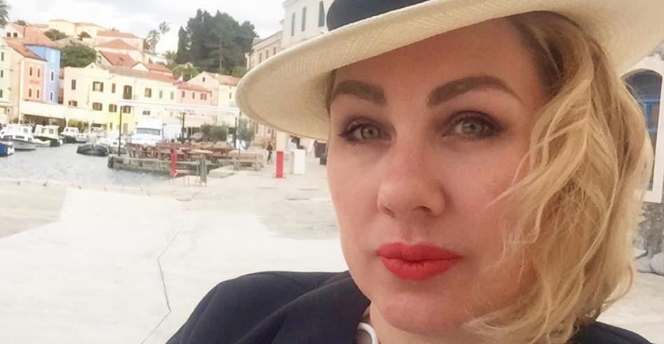 41-летняя певица Ева Польна сбросила лишний вес и расцвела