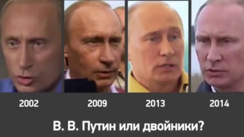 Вот доказательства, что Путина нет в живых – это его двойник