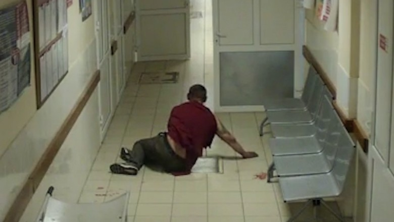 Врачи смоленской больницы 20 минут смотрели, как умирает пациент
