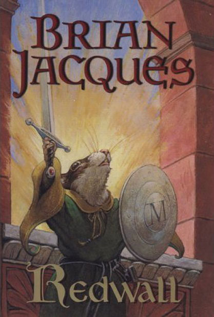 Image result for redwall book cover