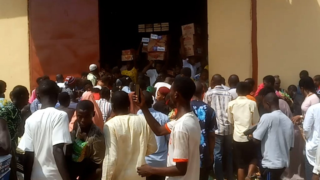 1 Feared Dead, Many Injured in Adamawa 'Palliative Looting'