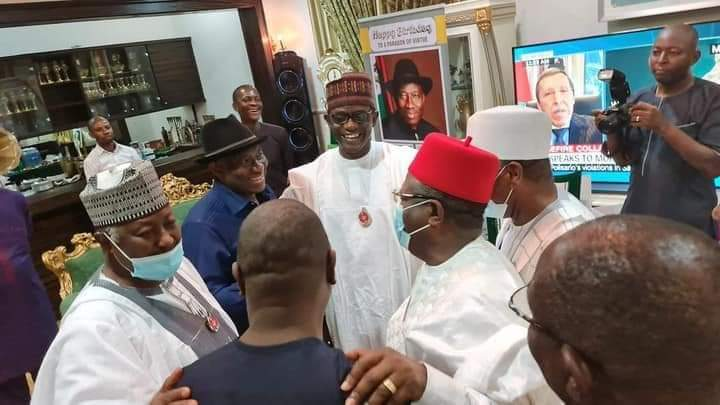 APC Governors' Visit To Jonathan Affirms Nigeria is Better With PDP – Ologbondiyan
