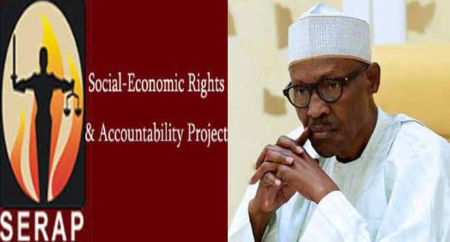 Recession: SERAP Asks Buhari to Cut Cost of Governance