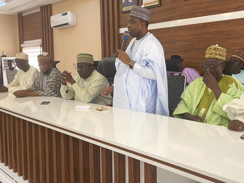 2023 Guber Polls: Namdas is Our Best Choice – APC Stakeholders
