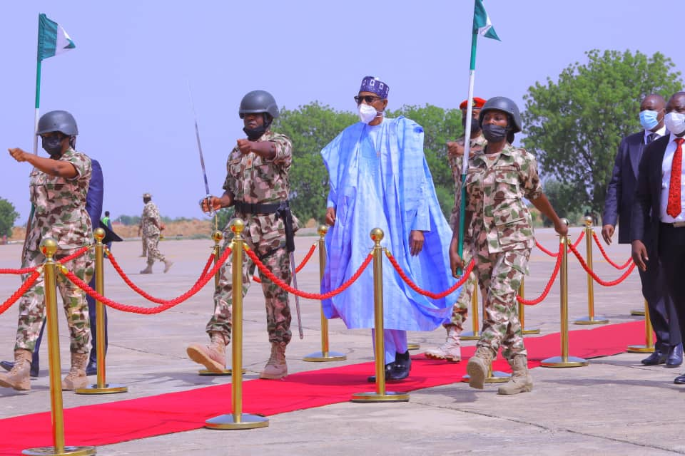We'll Not Rest Untill Peace is Restored, IDPs Returned in Borno State – PMB