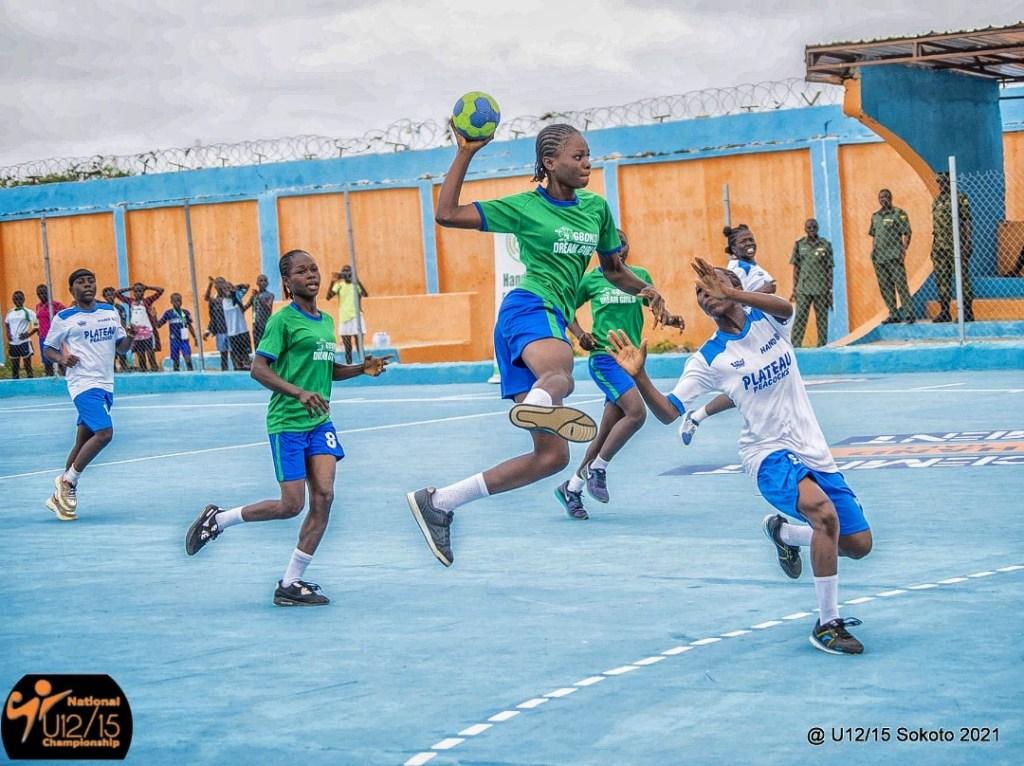 National H/ball Tourney: Sokoto, Abia, Gboko Dream Girls, Record Massive Wins