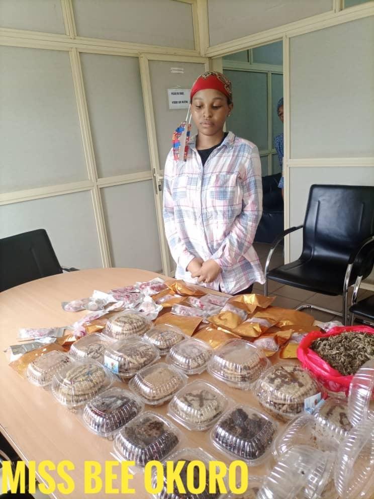 NDLEA Intercepts 24, 311kgs Heroin, Codeine In Fresh Drug Bust At Lagos Airport, Tincan Seaport