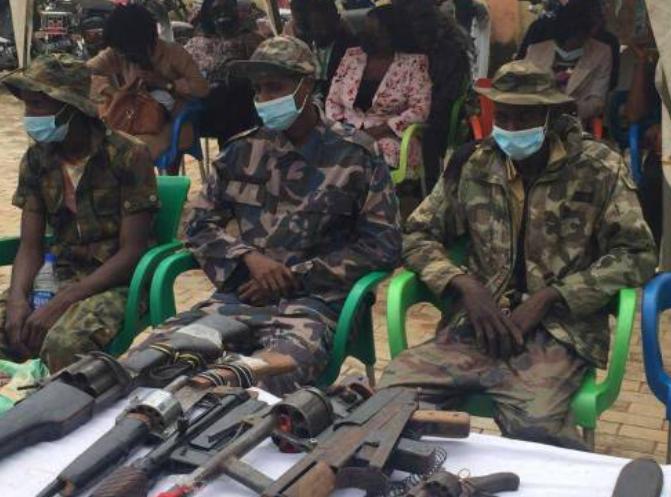 KADUNA ABDUCTION: Police Arrest Kidnappers of Bethel Baptist School Students