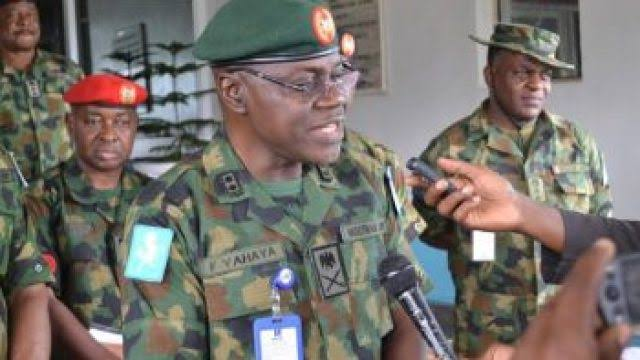 Nigerian Army Explore Mutual Collaboration With Indian Military