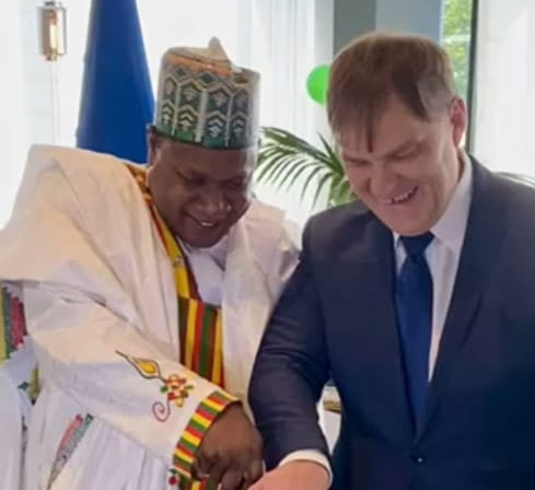 1st October: President Zeman, 53 Enjoys Mark Nigeria's Independence In The Czech Republic- Amb Kevin
