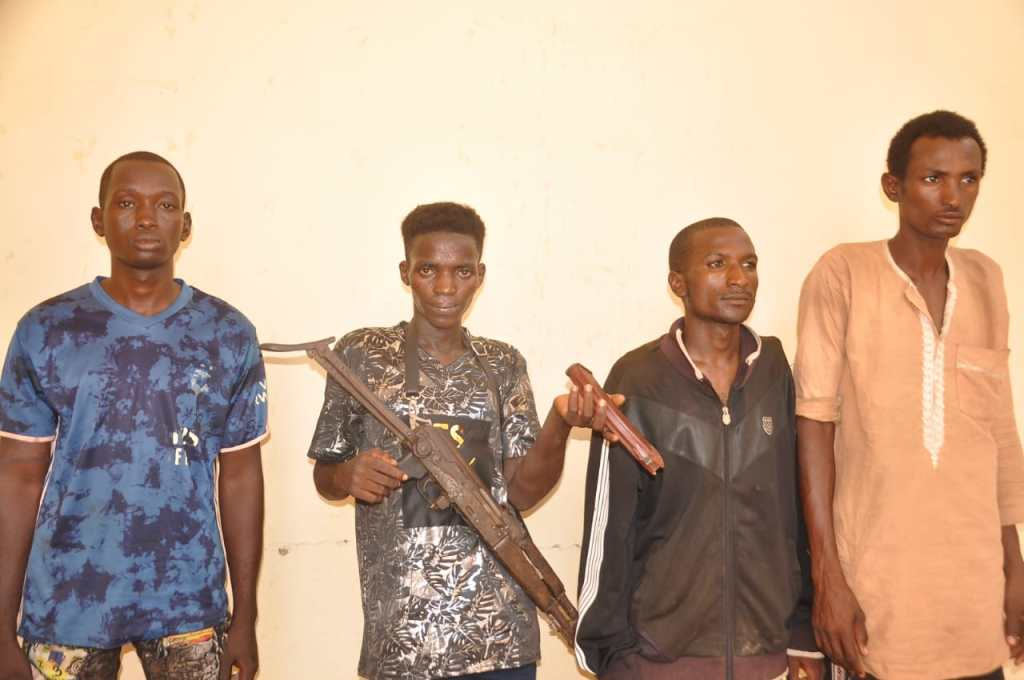 Adamawa Police Arrests Kidnappers of Ngurore Widow