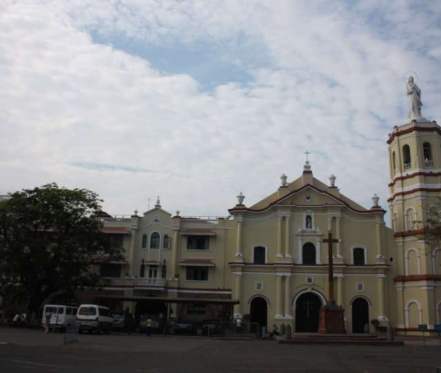 Manila Philippines The Roman Catholic Diocese Of Malolos Is Conducting An Investigation On The Priest Caught On Video Dancing In Front Of The Altar
