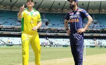 LIVE India vs Australia 3rd ODI Score Updates: T Natarajan Makes Debut, India Opt To Bat vs Australia