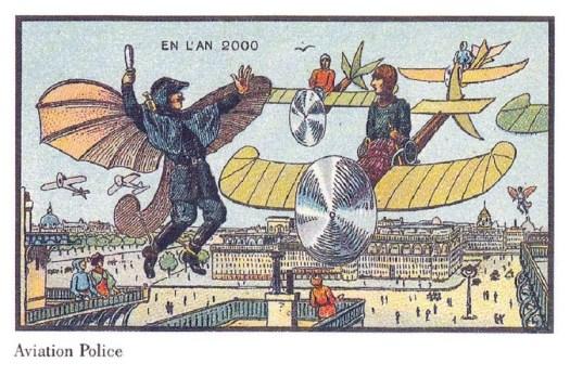 Jean-Marc Côte, prédictions an 2000