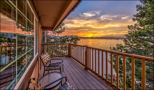 Tahoe Beach & Ski Club Awarded with the RCI Silver Crown Resort® Award Based on Guest Feedback