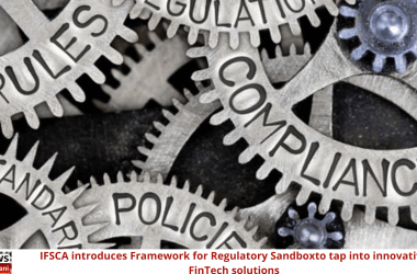 Remove term: IFSCA introduces Framework for Regulatory Sandboxto tap into innovative FinTech solutions IFSCA introduces Framework for Regulatory Sandboxto tap into innovative FinTech solutions