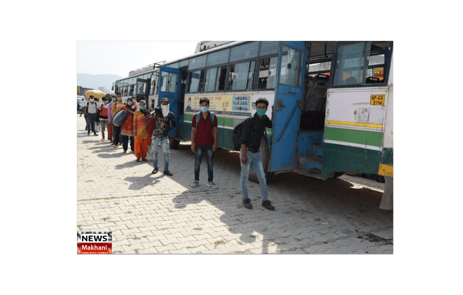 Interstate Bus services to run from 14th October-Bikram Singh