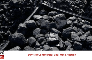 Day 4 of Commercial Coal Mine Auction