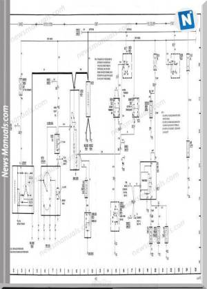 Bmw 320I Schematic Wiring Diagram 1977