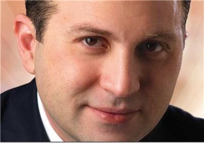 جبران باسیل وزیر خارجه لبنان
