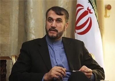 حسین امیرعبدالهیان معاون وزیر خارجه