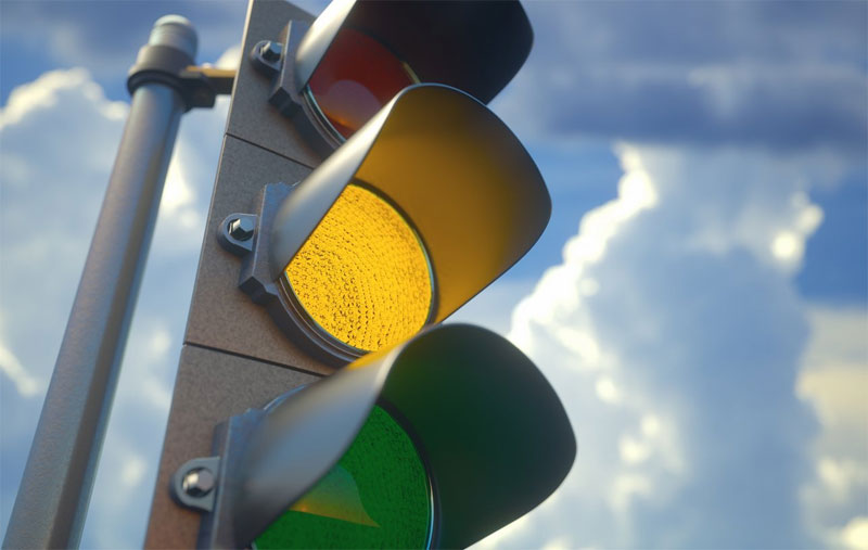 На российских дорогах появятся турбоперекрёстки и квадратные светофоры
