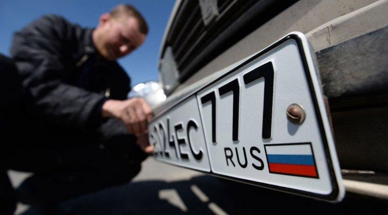 Регистрация авто у дилеров будет доступна только с 2020 года