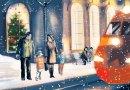 """Поезд """"Лыжная стрела"""" запустят на новогодние каникулы 2019-2020"""