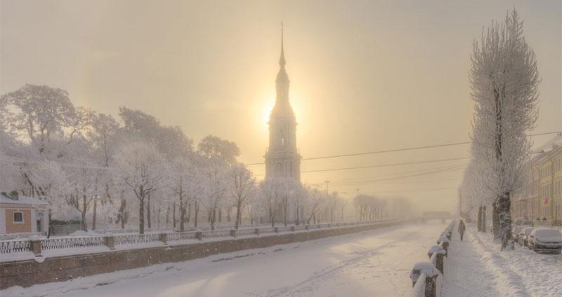 Какая погода будет в феврале 2020 года в Санкт-Петербурге - прогноз синоптиков