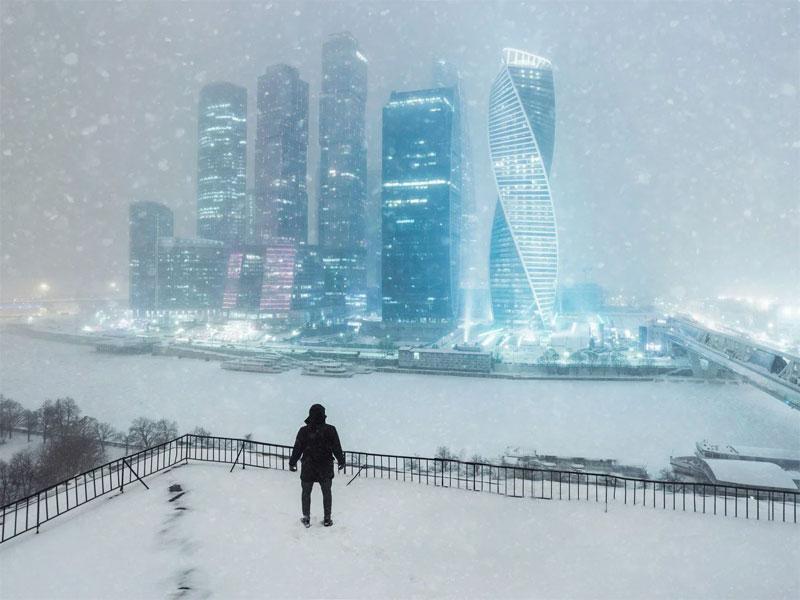 Погода в феврале 2020 года в Москве и Московской области - прогнозы синоптиков