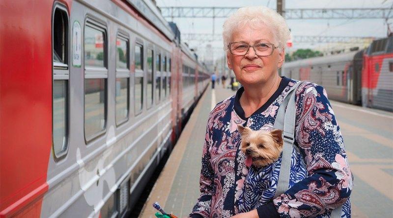 Скидки РЖД на билеты в купе для пассажиров старше 60 лет в июне