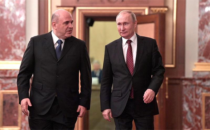 Михаил Мишустин - преемник Путина в 2024 году?