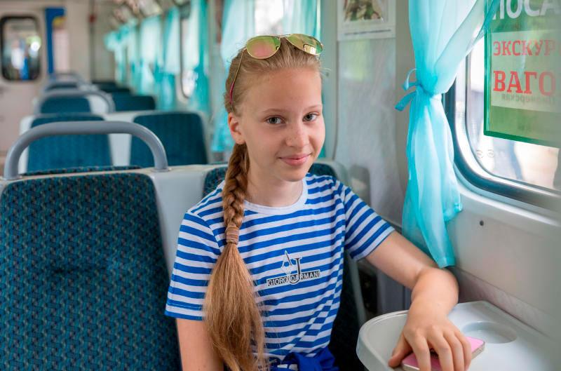 """Акция РЖД """"Счастливые каникулы"""" в 2021 году - скидка школьникам на жд билеты всё лето"""