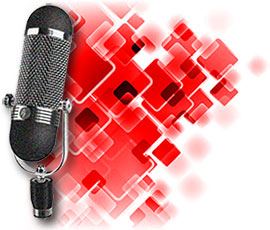 Radio Microphone graphic